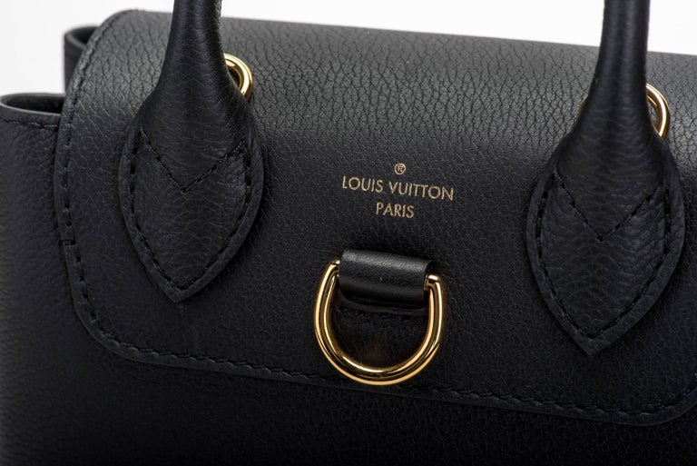 0e8c2a361682b Louis Vuitton Sold Out New Black Lockme Backpack at 1stdibs