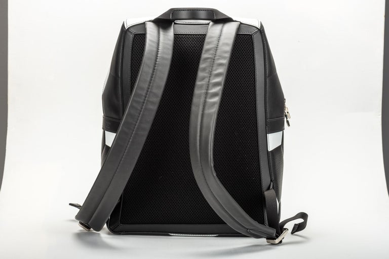 Louis Vuitton SOLD OUT WORLDWIDE FIFA Russia 2018 black and white soccer Apollo backpack. Brand new in box, never worn, comes with hologram identification card. Comes with hologram, dust cover and original box.
