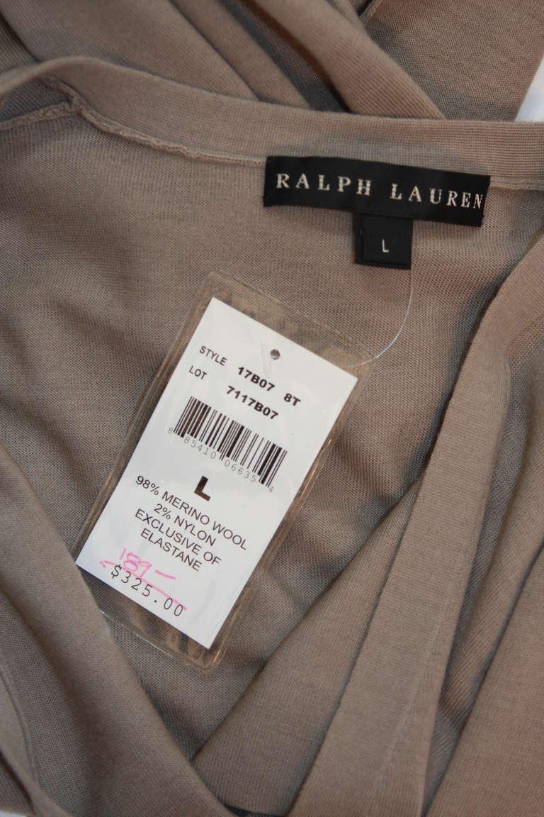 Ralph Lauren Black Label 3 Piece Pant Suit Size 12 10