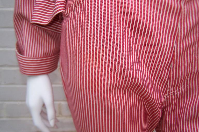 1970 S Levi S Candy Stripe Jacket And Bell Bottom Jeans