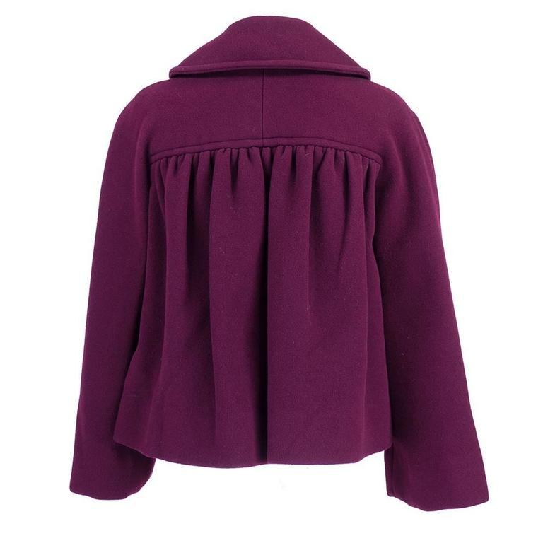 1960s pierre balmain haute couture jacket at 1stdibs for Haute couture jacket