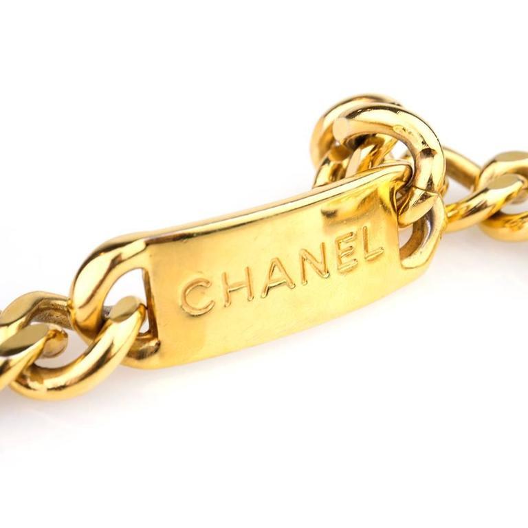 Chanel Classic Chain Belt 2