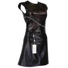 Gianni Versace Lifetime Biker Chic Leather Ensemble