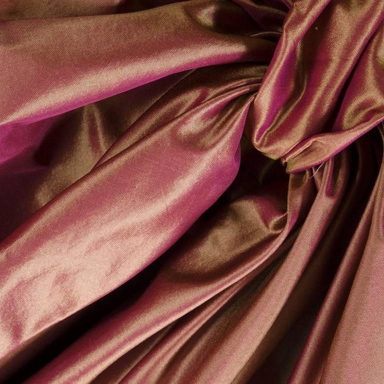 Gattinoni Couture 90s Extraordinary Ball Gown with Train 5