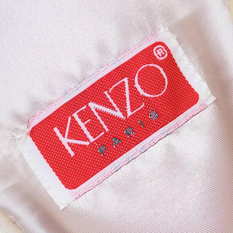 Kenzo 80s Red  Fedora 4