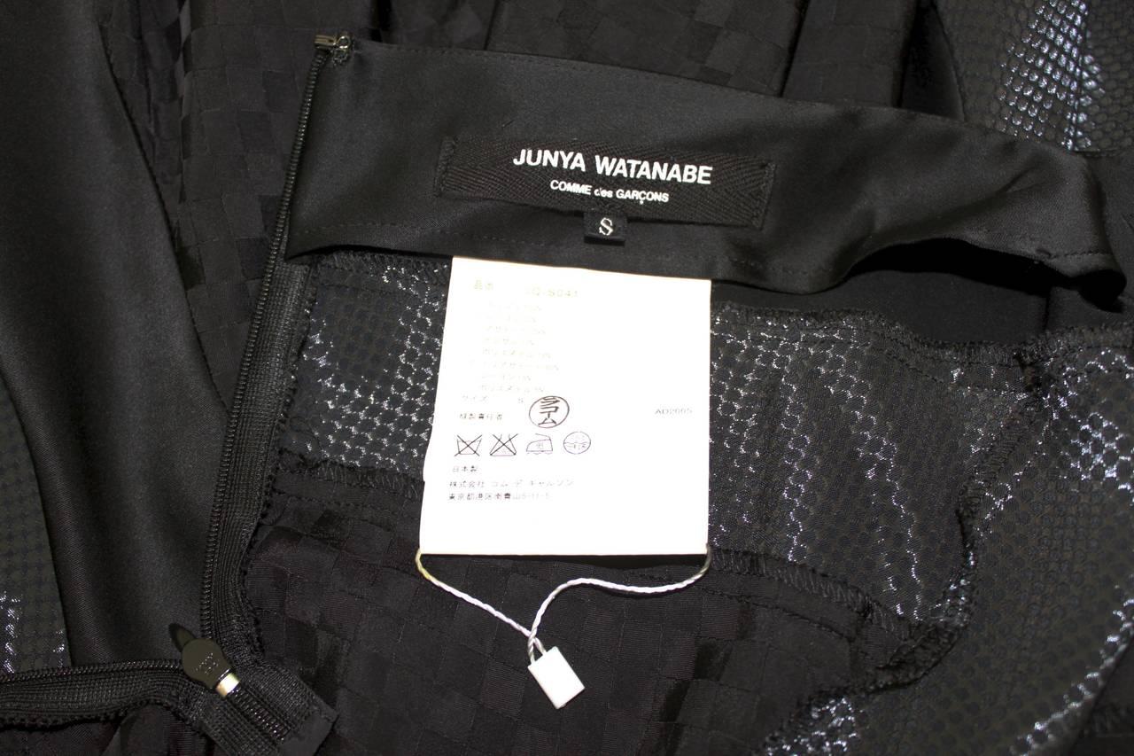 Junya Watanabe for Comme des Garçons Black Asymmetrical Ensemble 10