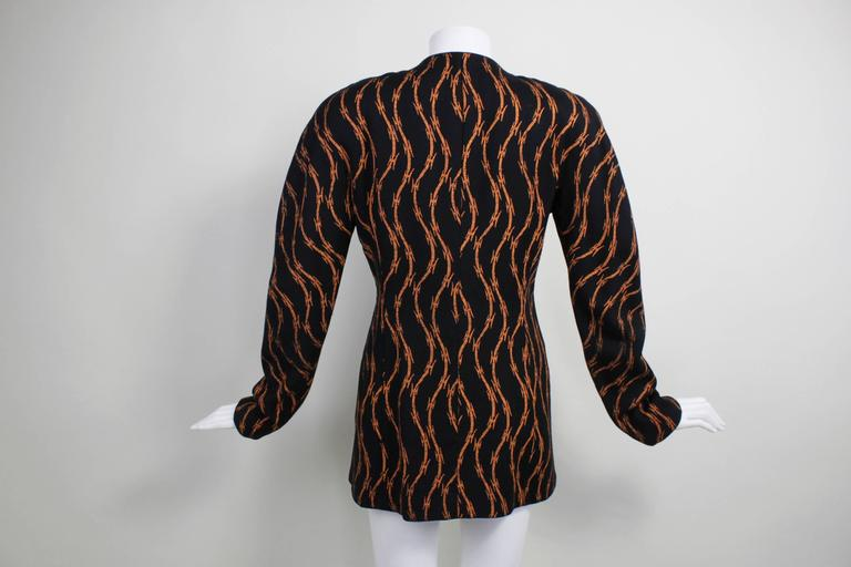 Stephen Sprouse Barbed Wire Jacket 3