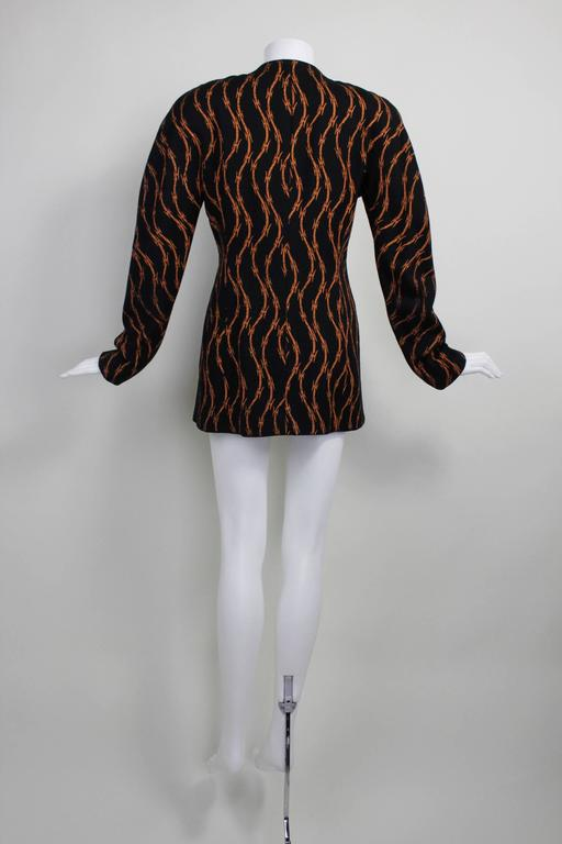 Stephen Sprouse Barbed Wire Jacket 4