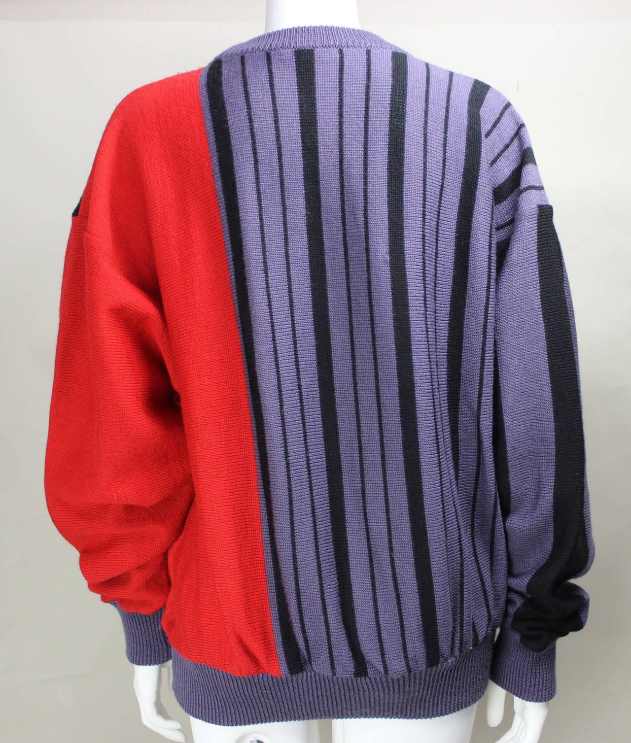 1980s Kansai Yamamoto Sweater 5
