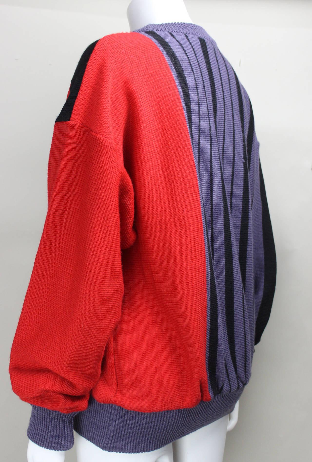 1980s Kansai Yamamoto Sweater 6