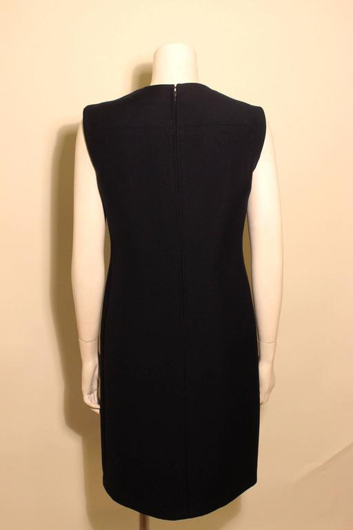Vintage Pauline Trigere Sheath Dress 4