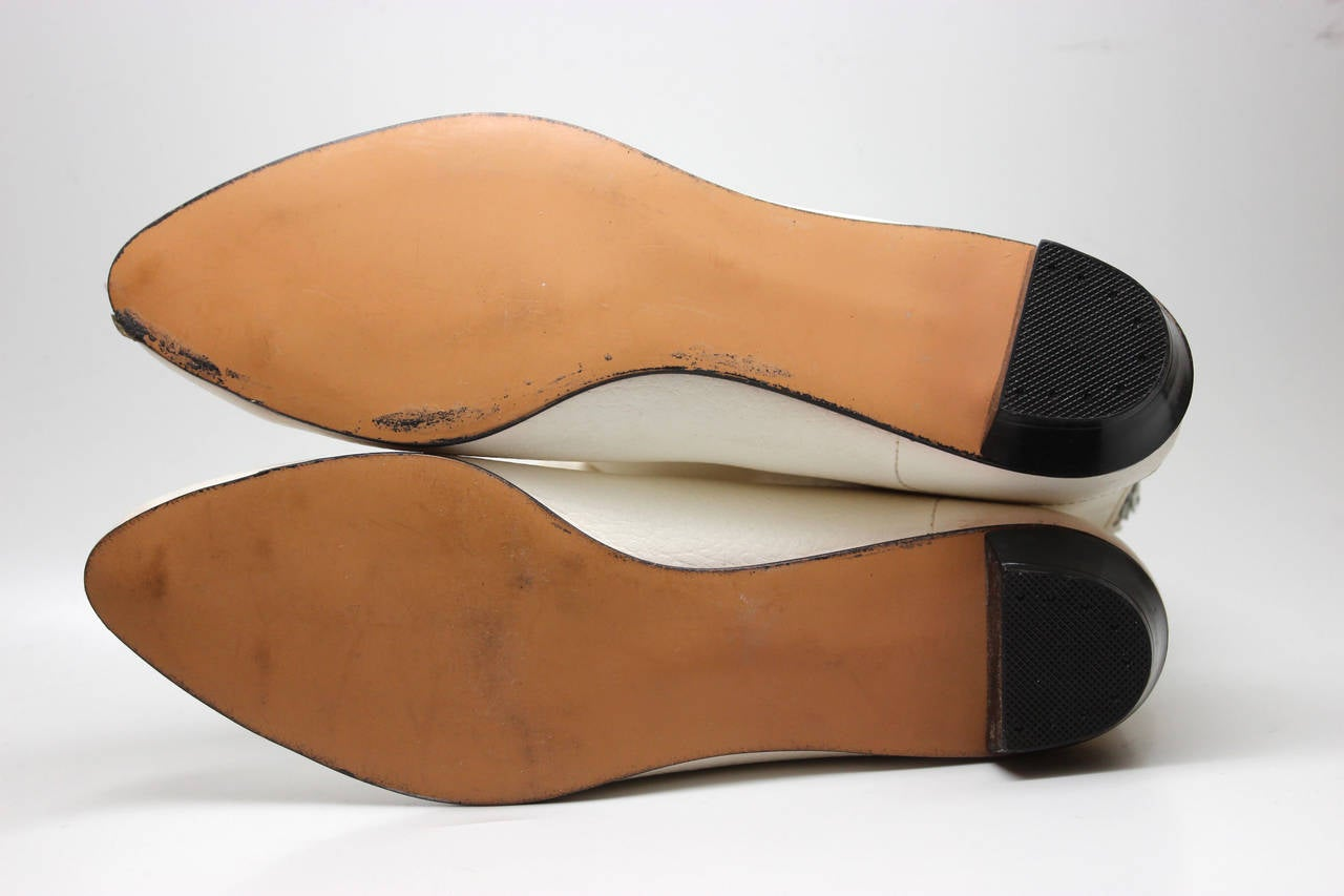 Rare 1960s Hullabaloo Cut-Out Go Go Boots For Sale 5