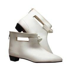 Rare 1960s Hullabaloo Cut-Out Go Go Boots