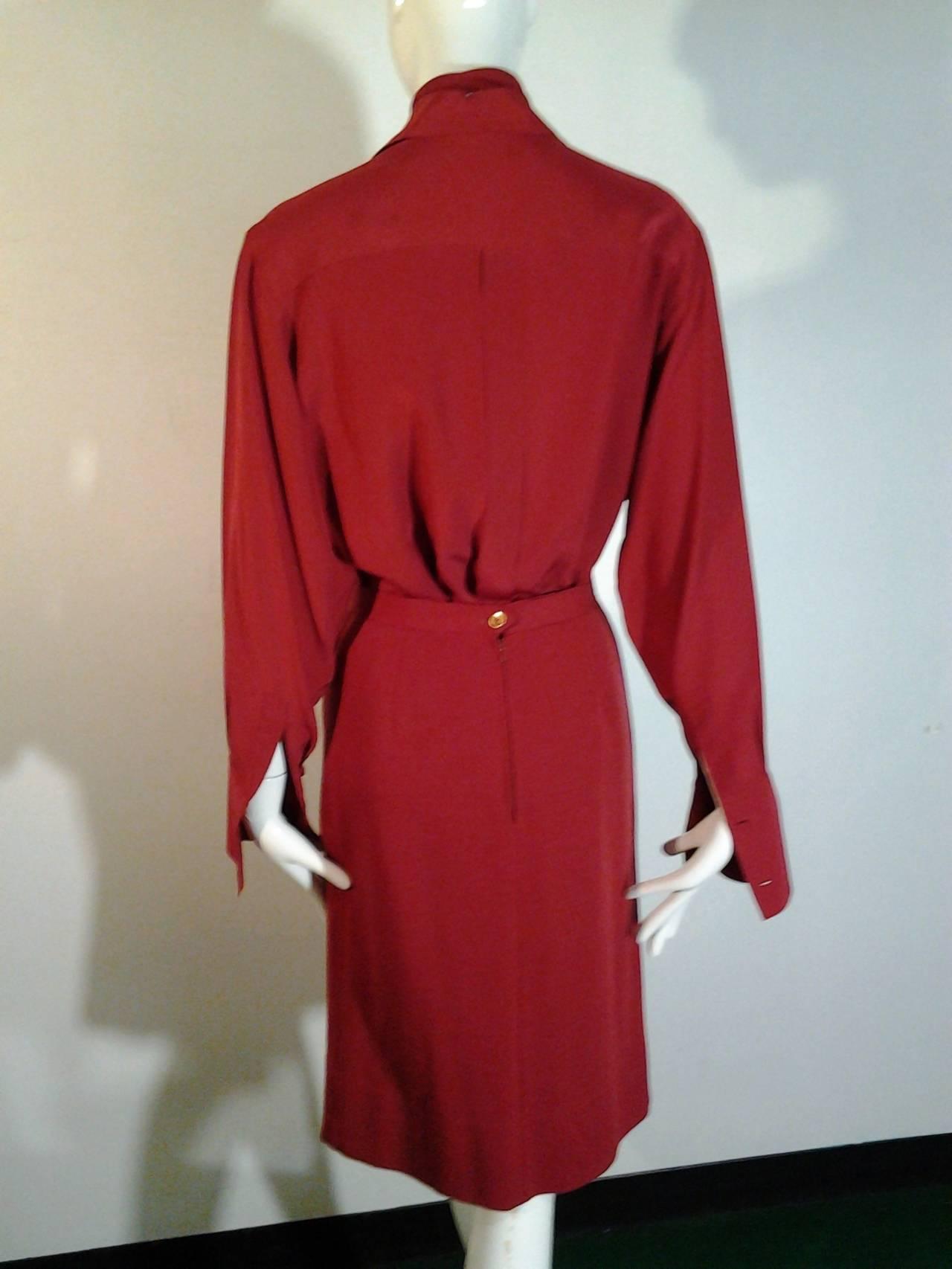 1980s Chanel 5-Piece Cashmere Classic Cardigan Set 5