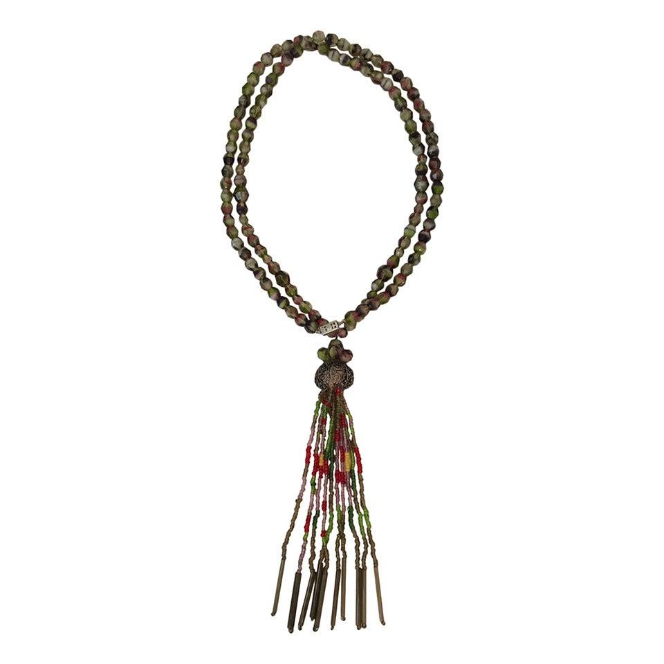 Carnival 1920 1920s Carnival Glass Bead