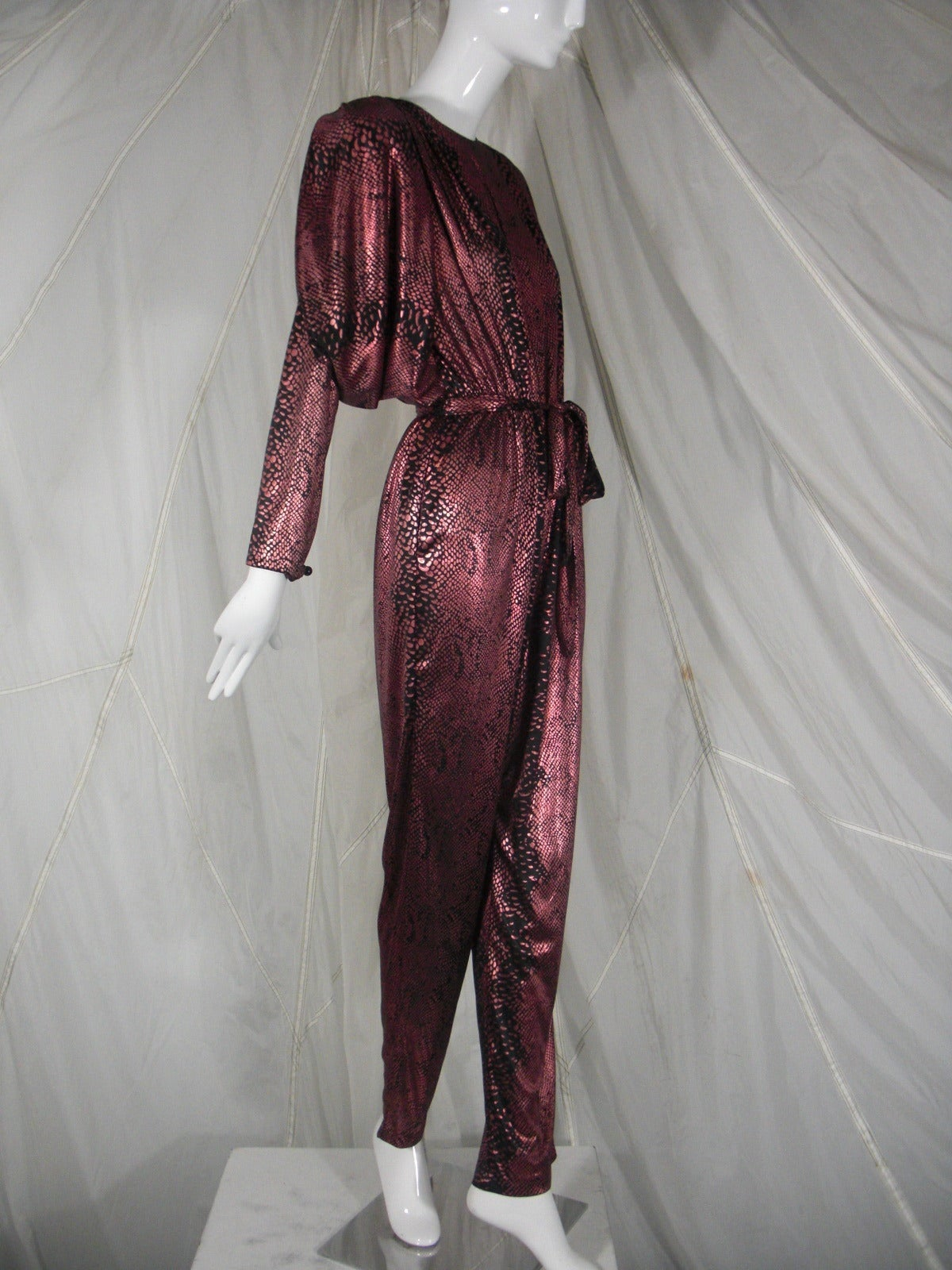1980s David Brown for IMagnin