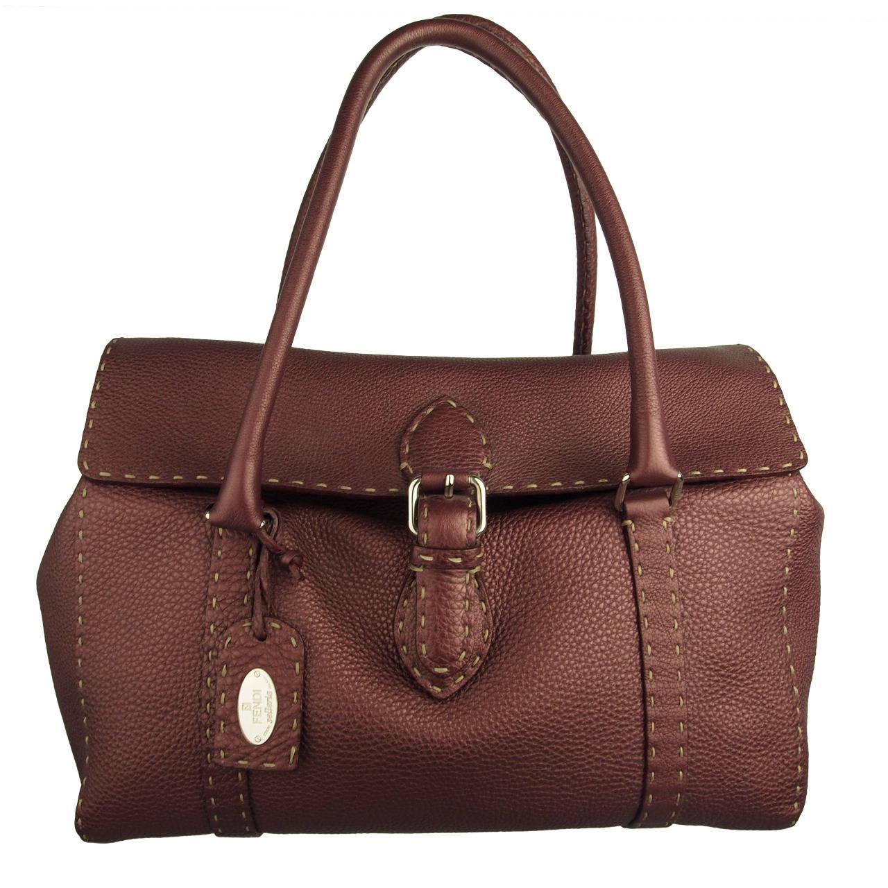 Fendi Selleria Linda Handbag at 1stdibs