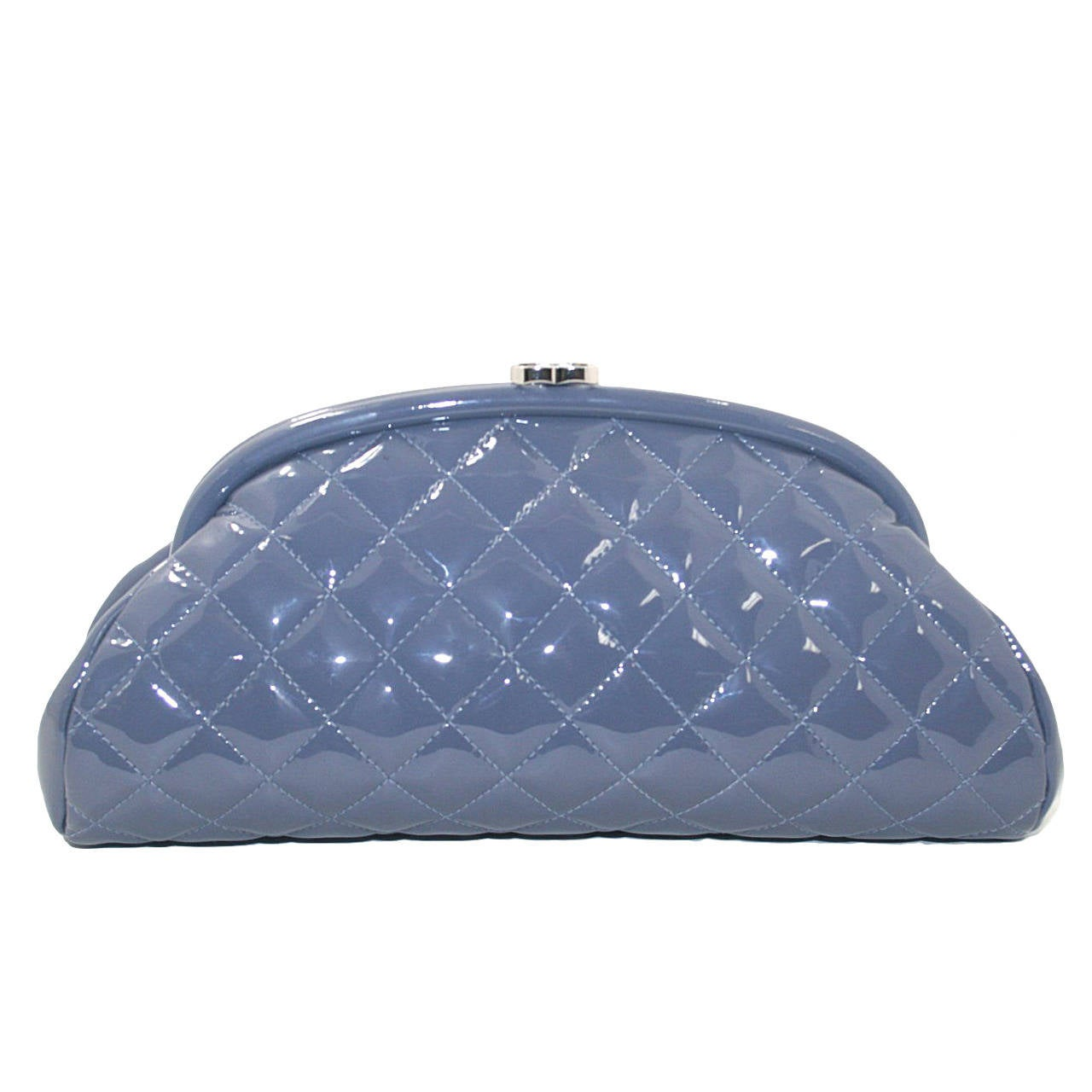 Chanel Lavender Timeless Clutch in Patent Leather 1