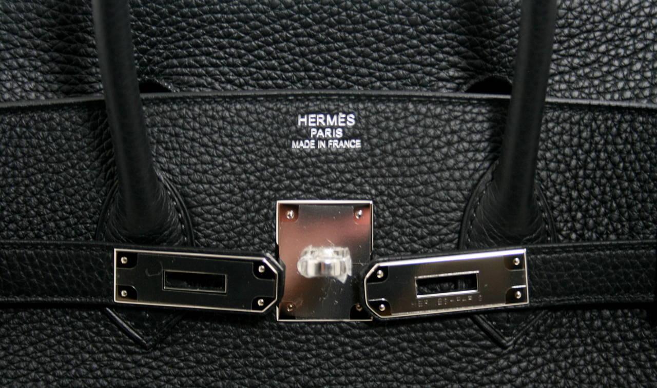 hermes birkin replica bag - hermes birkin bag 35cm black togo palladium hardware, brighton ...