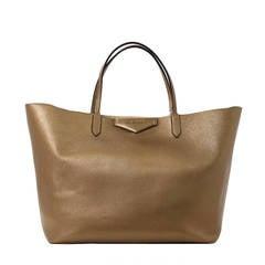 Givenchy Antigona Leather Tote- Golden