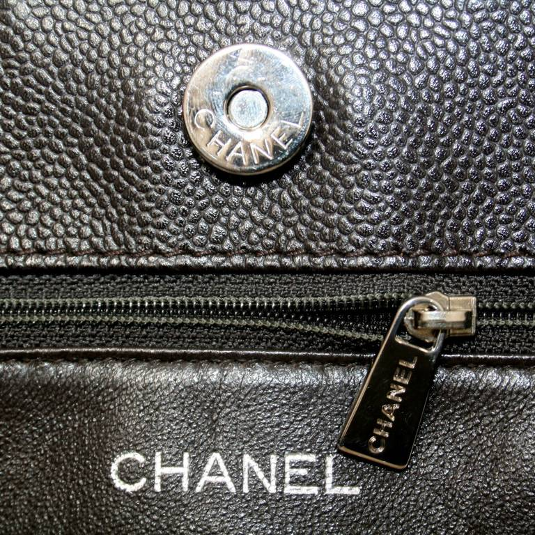 Vintage Chanel Bags Inside Bag Image 7 Chanel Brown