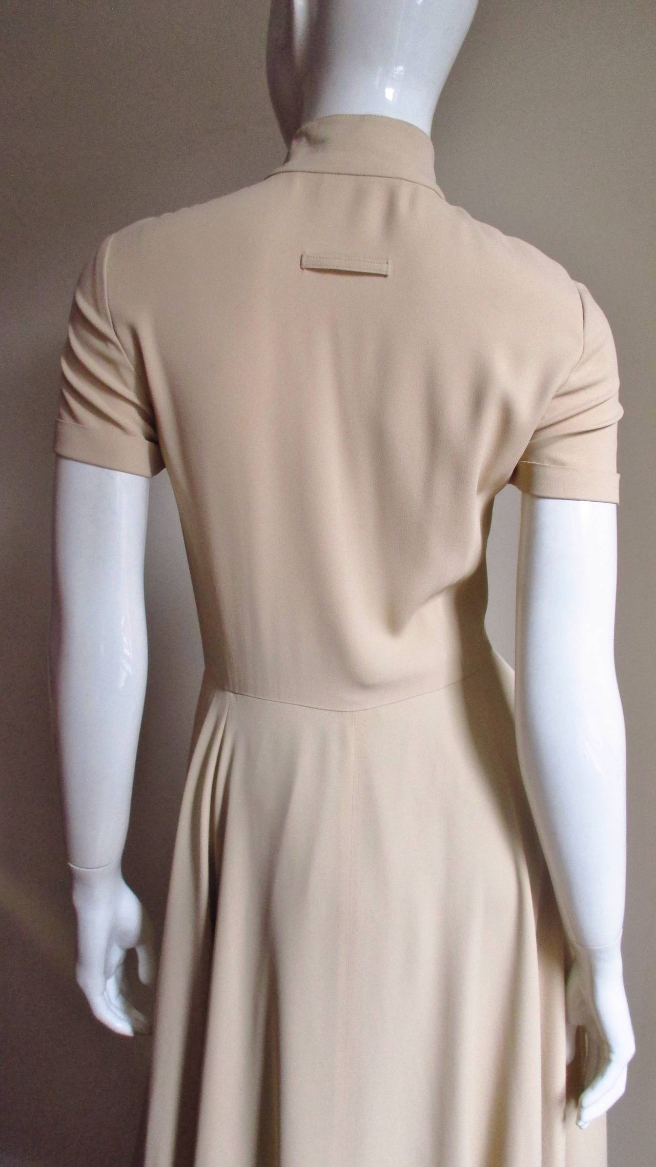 Vintage Gaultier Open Front Overdress 6