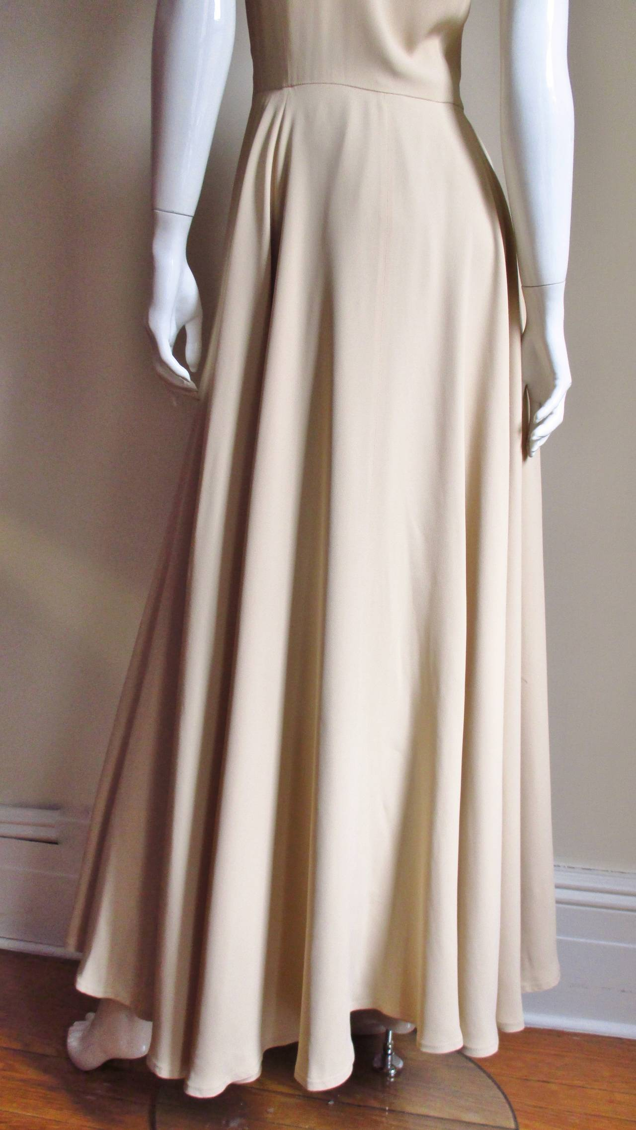 Vintage Gaultier Open Front Overdress 7
