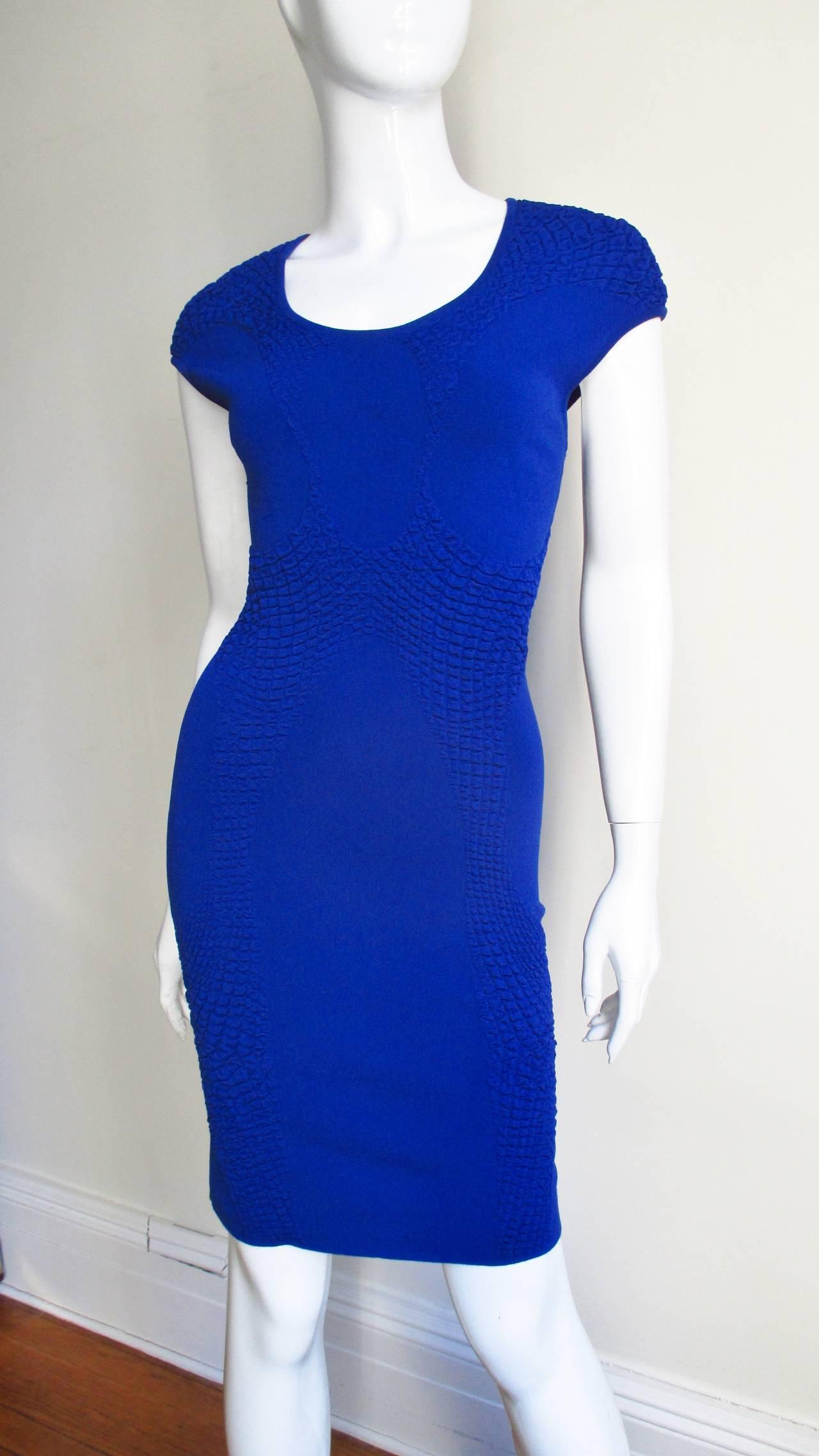 Alexander McQueen Bodycon Dress 5