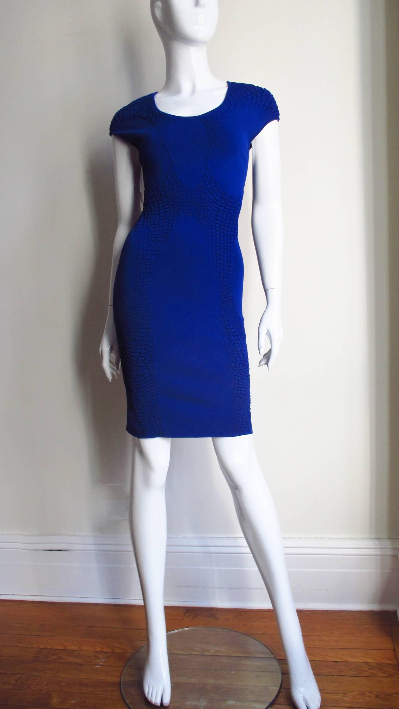 Alexander McQueen Bodycon Dress 6