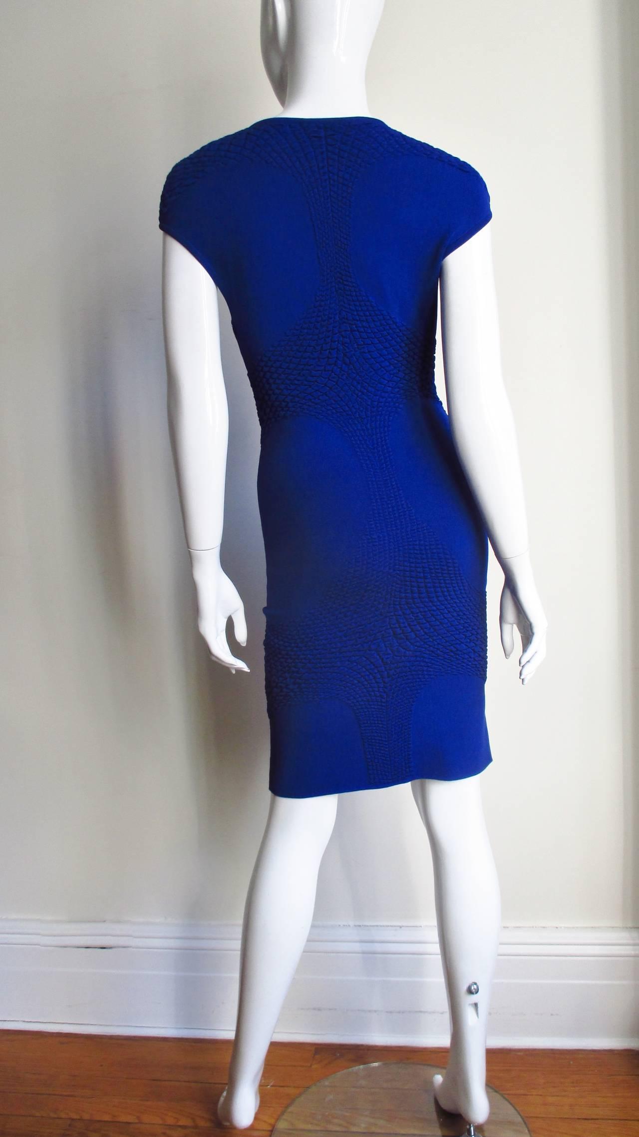 Alexander McQueen Bodycon Dress 9