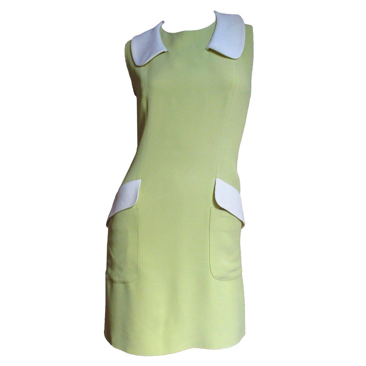 1990s Moschino  Dress