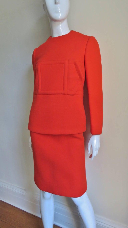 1960's Geoffrey Beene Skirt & Jacket 6