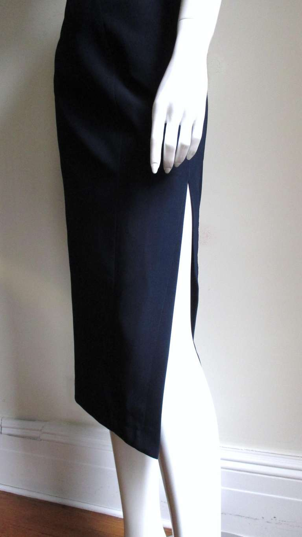 Thierry Mugler Chain Detail Dress 4