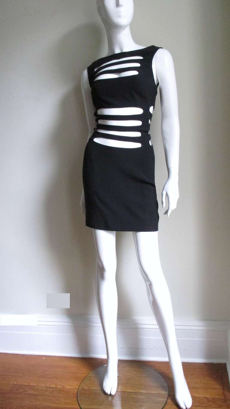 1990s Sophie Sitbon Cage Dress In Good Condition For Sale In New York, NY