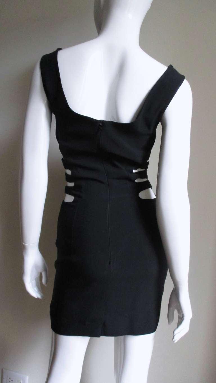 1990s Sophie Sitbon Cage Dress For Sale 1