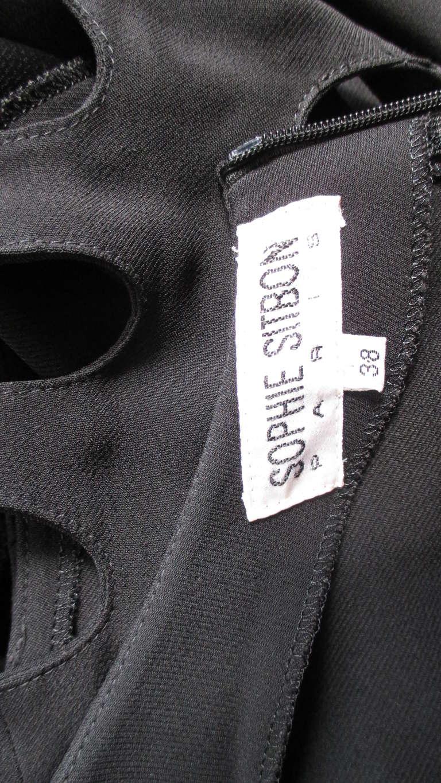 1990s Sophie Sitbon Cage Dress For Sale 5