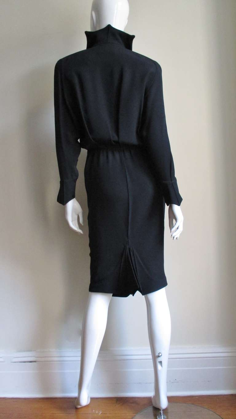 "1980s Thierry Mugler "" Vampire "" Dress 9"