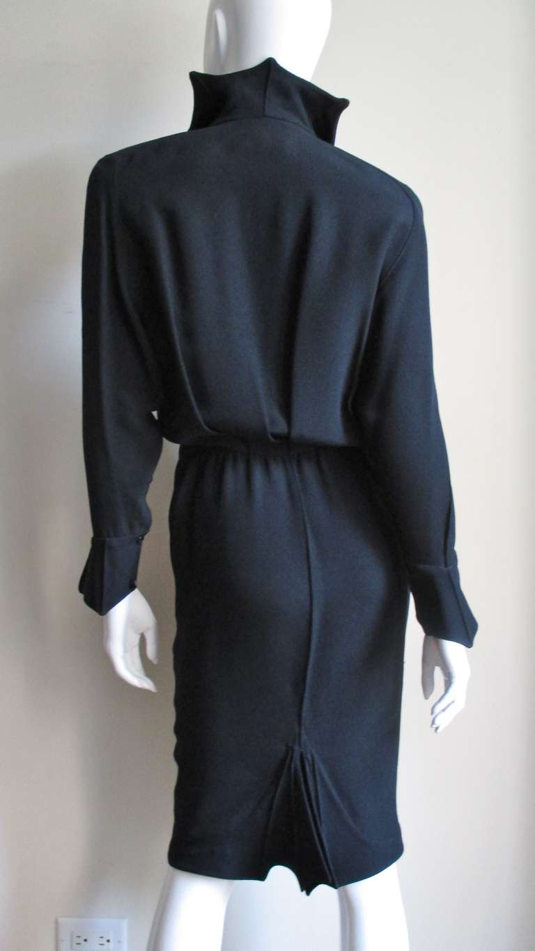 "1980s Thierry Mugler "" Vampire "" Dress 6"