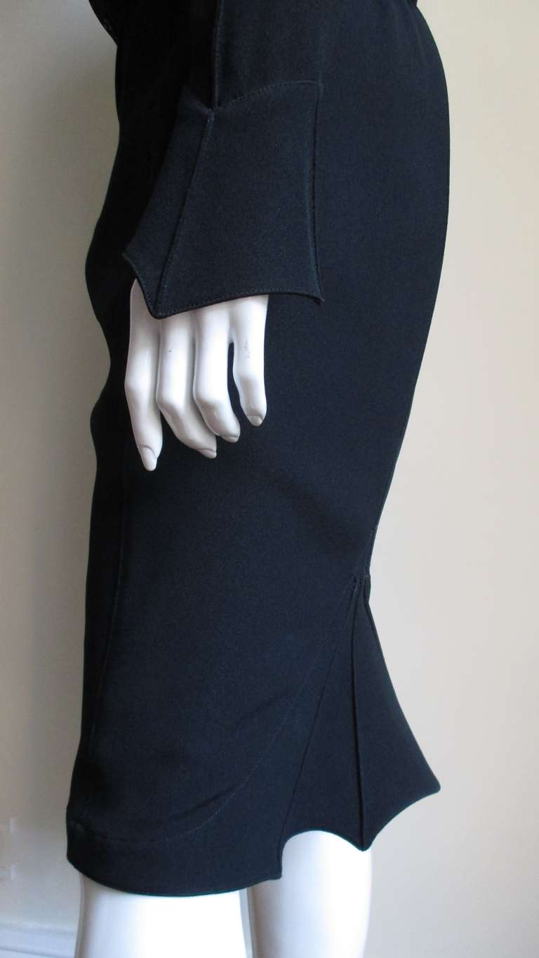 "1980s Thierry Mugler "" Vampire "" Dress 8"