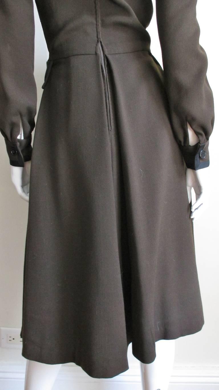 Iconic Geoffrey Beene 1970's Dress 8