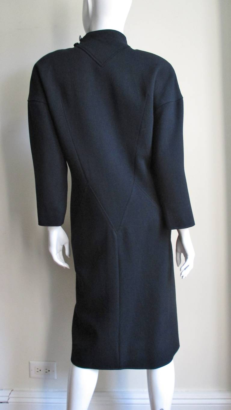 1970S Courreges Dress with Seaming For Sale 1