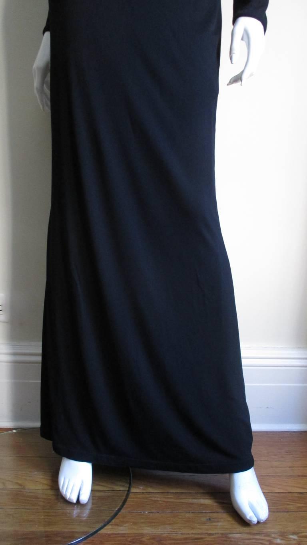 Gianni Versace Mesh & Hardware Cutout Dress 4