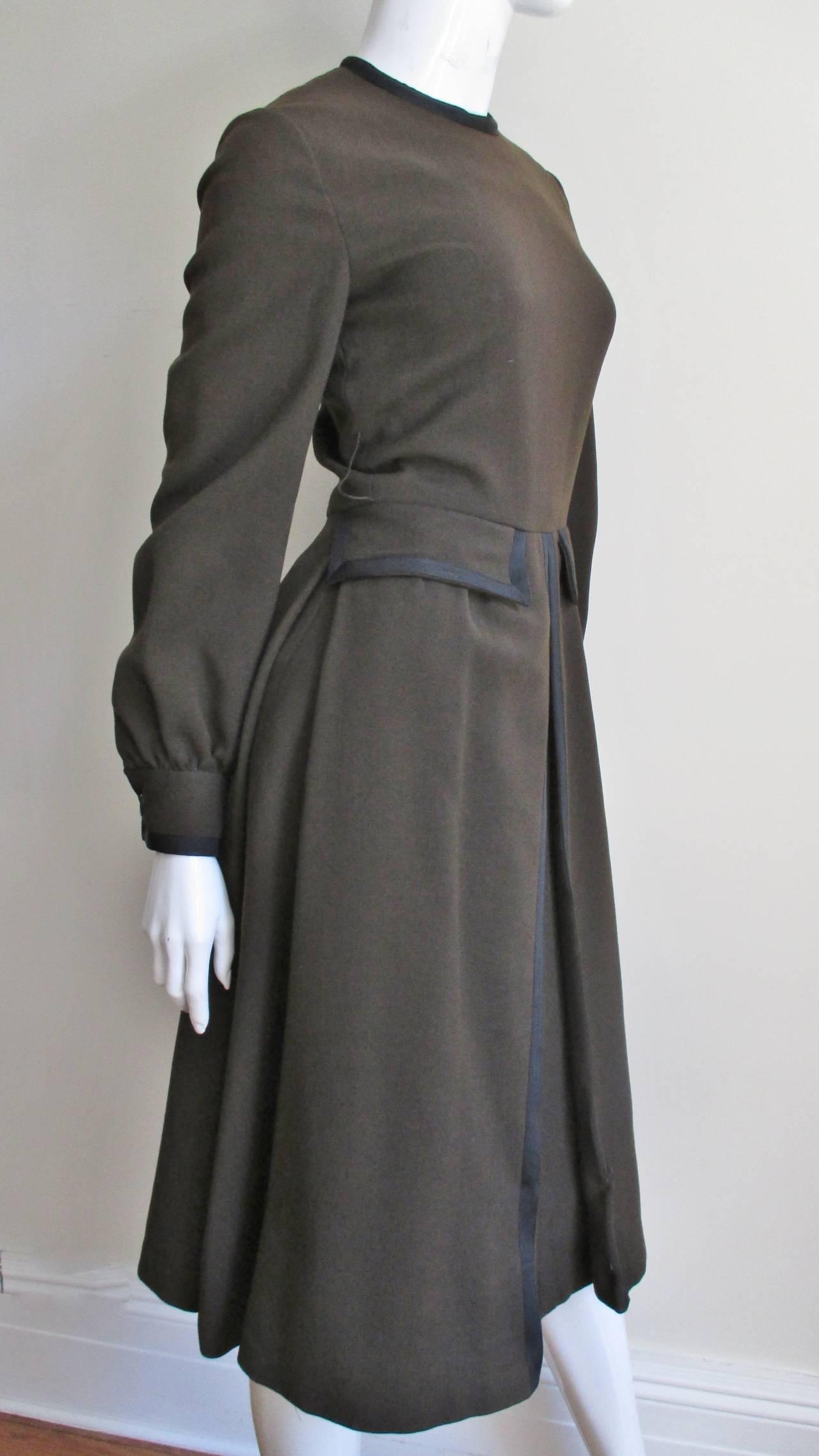 Iconic Geoffrey Beene 1970's Dress 5