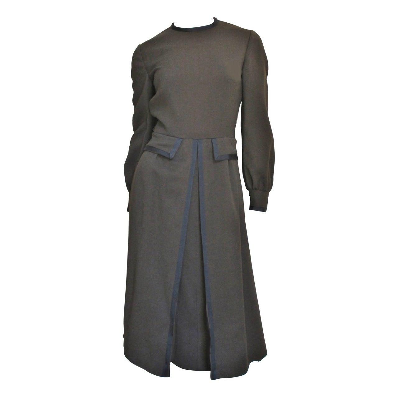Iconic Geoffrey Beene 1970's Dress 1