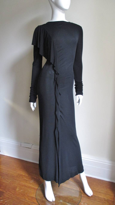 1990s Jean Paul Gaultier Maxi Dress For Sale 1