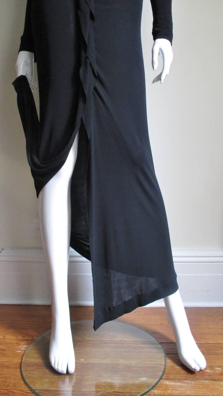 Women's 1990s Jean Paul Gaultier Maxi Dress For Sale