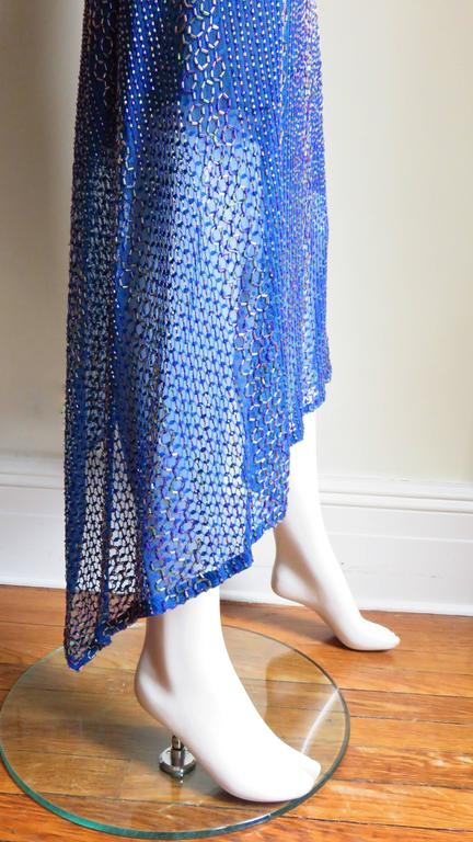 Beaded Ordinary People High Low Skirt 4