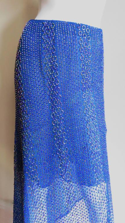 Beaded Ordinary People High Low Skirt 2