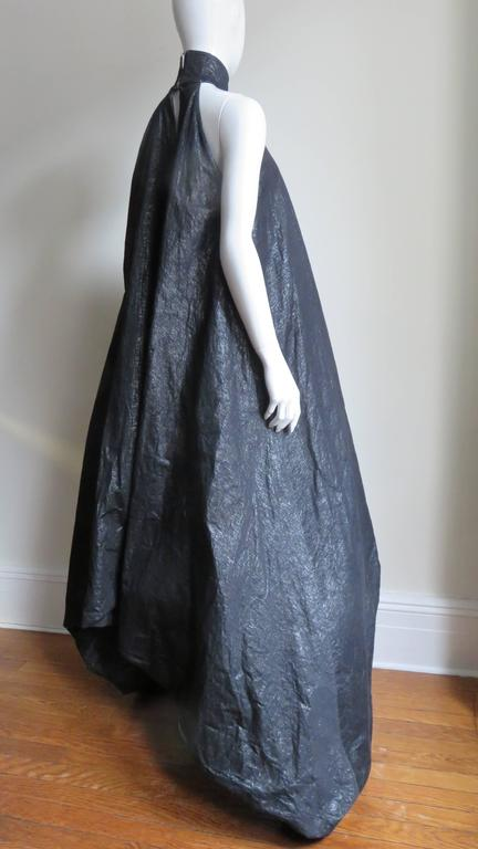 Gareth Pugh Puff Triangle Dress 6