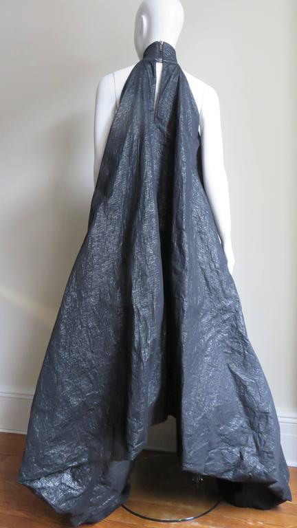 Gareth Pugh Puff Triangle Dress 9